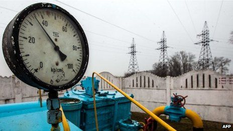 Ukrainians are accustomed to heavily subsidised gas prices