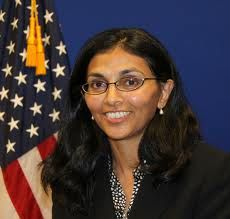 US Assistant Secretary of State Nisha Biswal