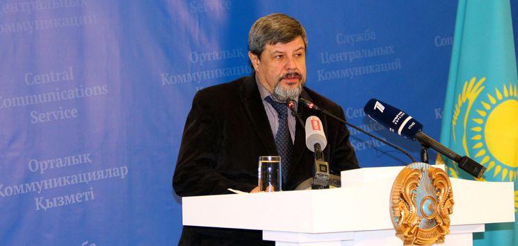 Velariy Shevelev, Kazatomprom CEO