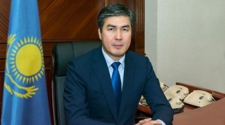 Aset Issekeshev. Photo courtesy of primeminister.kz