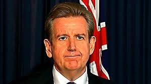 Barry O'Farrell resigns over a bottle of wine.