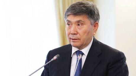 RoK Minister Uzakbai Karabalin