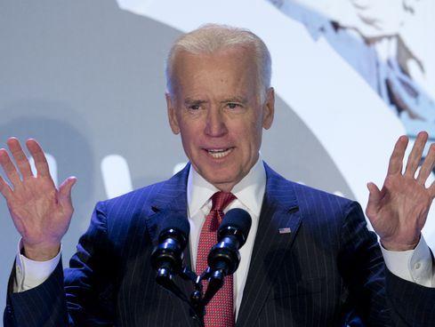 US Vice President Biden