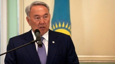 Nursultan Nazarbayev. Photo:AFP