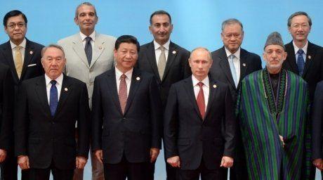 CICA participants. Photo ©AFP