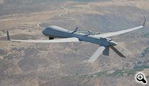 The Predator XP (photo: General Atomics Aeronautical Systems)