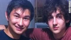Dias Kadyrbaev and Johar Tsarnaev