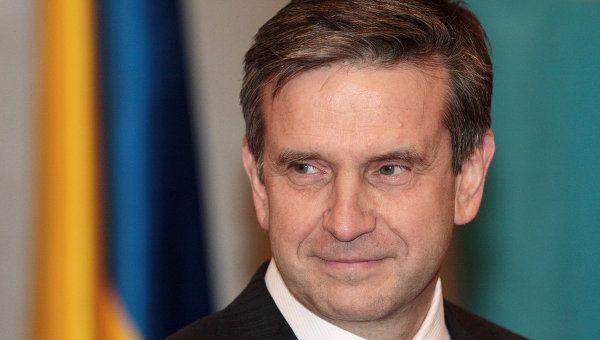 Russian ambassador to Kiev Mikhail Zurabov