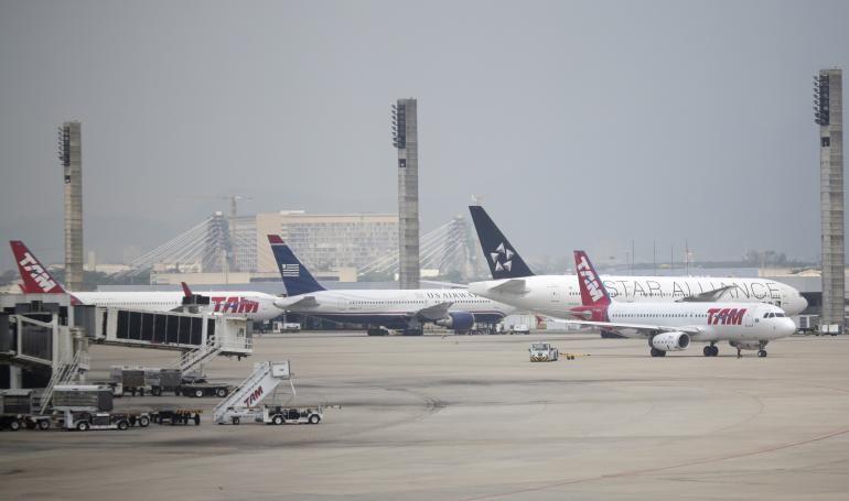 Rio de Janeiro's international airport