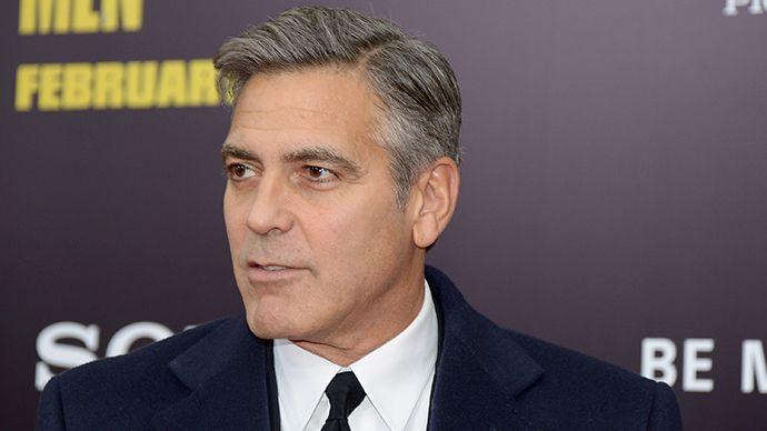 George Clooney (AFP Photo)