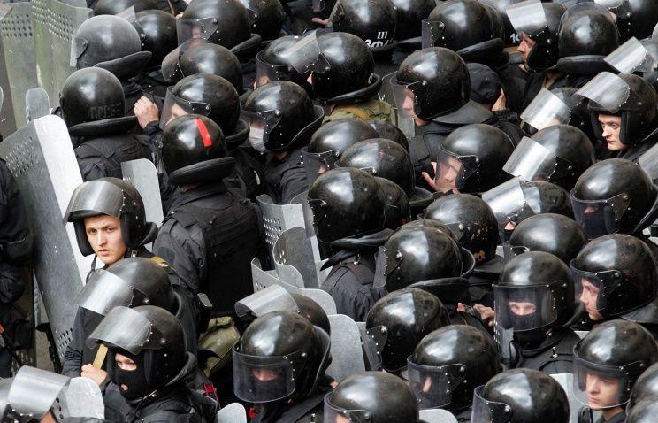 Ukrainian police (archive)