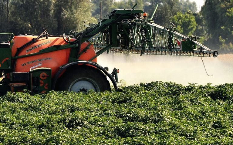 A California study finds that pregnant women who live near farms where pesticides are applied have a two-thirds higher risk of having children with autism (AFP)