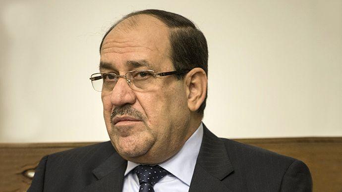 raqi Prime Minister Nuri al-Maliki (AFP Photo)