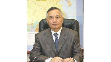President of Trade Unions Federation Abelgazy Kusainov.