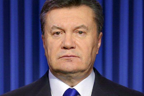 V. Yanukovich