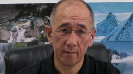 Medetbek Aitkulov, Director General of the National Power Grid of Kyrgyzstan JSC. ©focus.kg