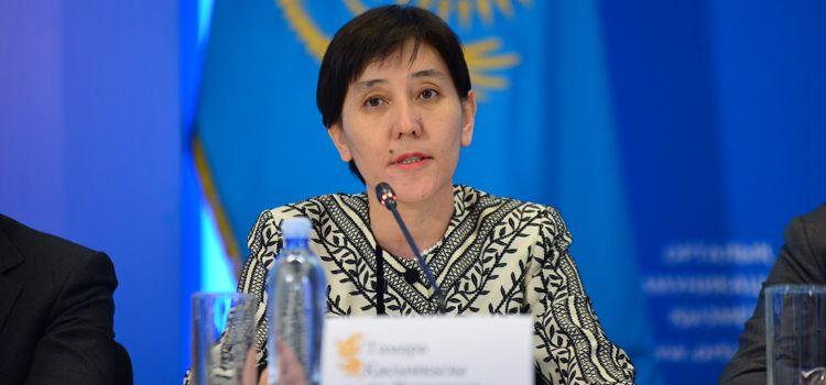 Tamara Duisenova