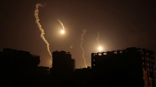 Israeli strikes kill more than 100, knock out power station in Gaza.