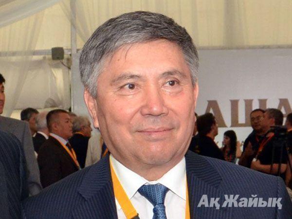 Oil Minister U. Karabalin.
