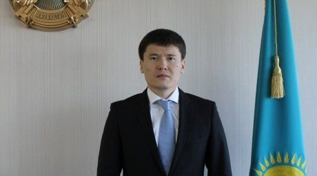 Ruslan Beketayev. Photo courtesy of the Ministry of Finance of the Republic of Kazakhstan