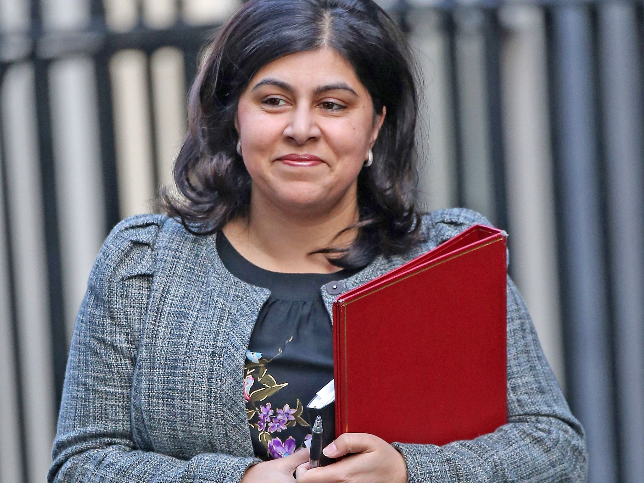 Warsi was a senior Foreign Office minister and the Minister for Faith and Communities.