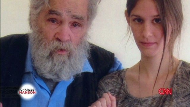 Charles Manson and Star