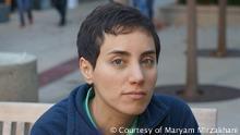 Professor Maryam Mirzakhani,