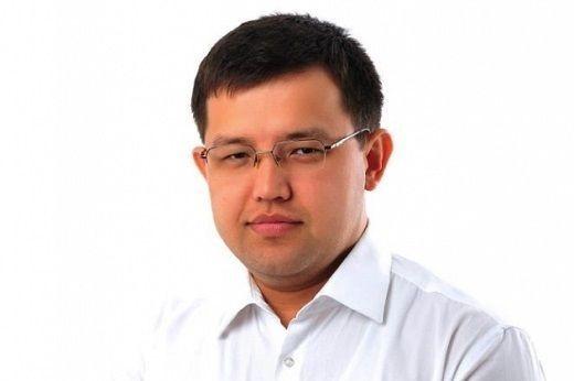 Olzhas Khoudaibergenov