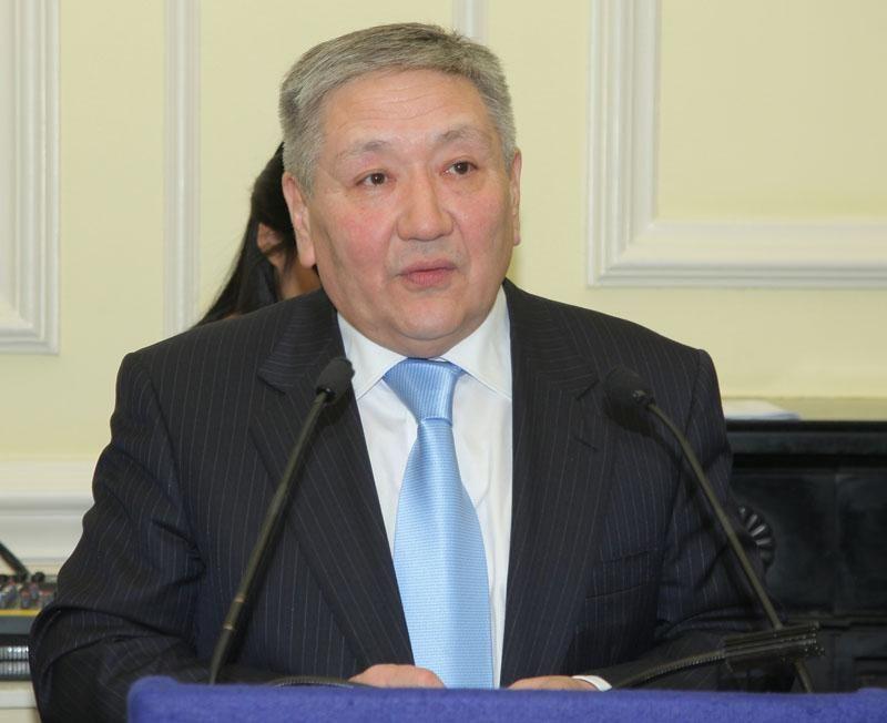 Kairat Khuatovich Abusseitov