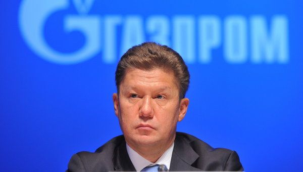 CEO of Gazprom Miller said that claims of some of the Western customers of periodical reductions in supplies could be referred only to additional volumes