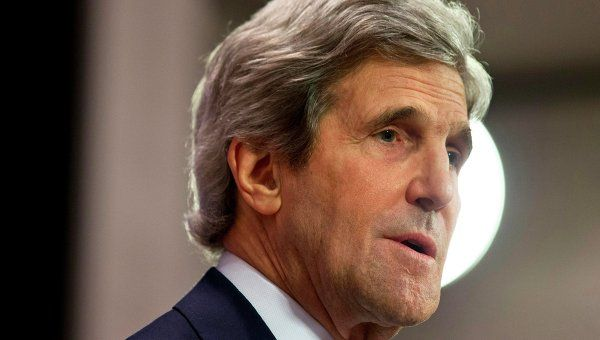 US State Secretary John Kerry was invited to visit Kazakhstan.