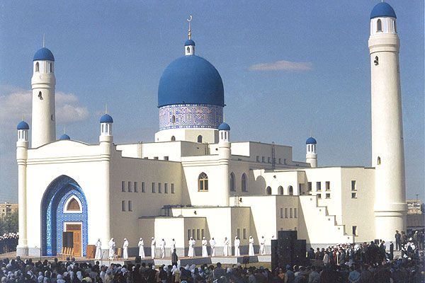 Mosque in Atyrau