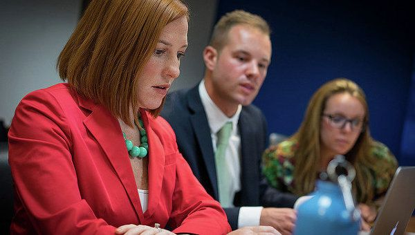 State Department Spokesperson Jen Psaki refused to wish happy birthday to Russia's President Vladimir Putin, when offered to do that during a press briefing.