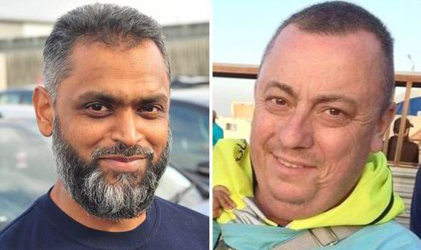 Moazzam Begg claimed that he tried to help secure Alan Henning's release [PA]