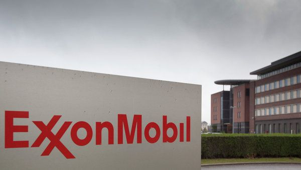 "ExxonMobil is committed to expand exploring a drilling site off the shore of Liberia, though the company's work in the country has been ""severely limited"" by the ongoing Ebola outbreak."