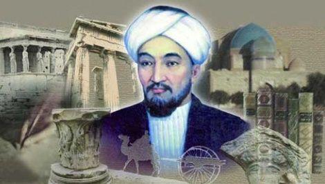 Scientist and great thinker Al-Farabi.