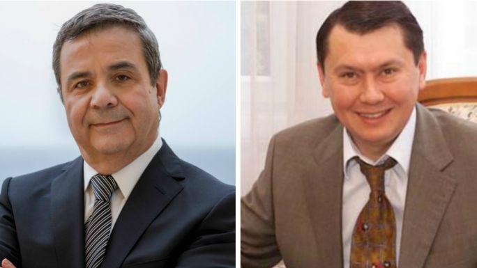 Ray Bugeja and Rakhat Aliyev