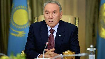 N.Nazarbayev