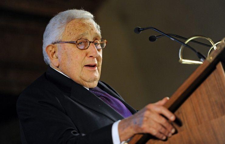 Henri Kissinger