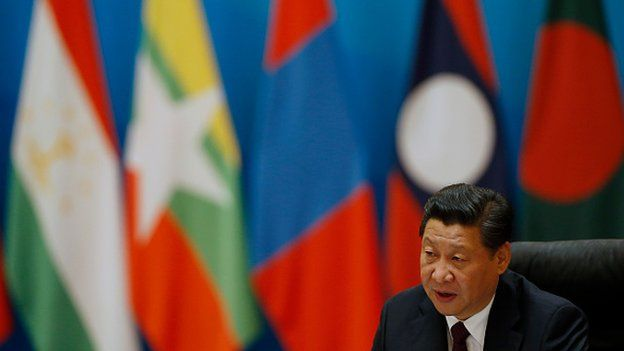 China says it owns East China Sea islands that are currently controlled by Japan