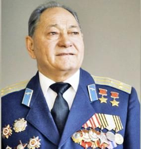 Military aviator, WWII veteran who made 300 combat missions, two times Hero of the Soviet Union Talgat Bigeldinov died.