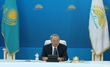 President Nazarbaev