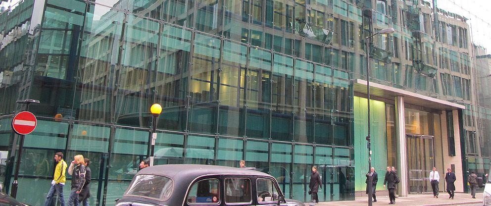 Addleshaw Goddard London office