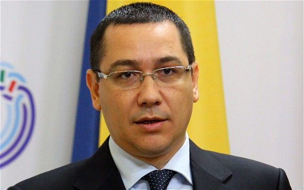 Despite the election result, Ponta said he has no intention of resigning as prime minister