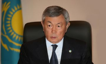 Nutrai Abykayev, Chairman of the National Security Committee of Kazakhstan