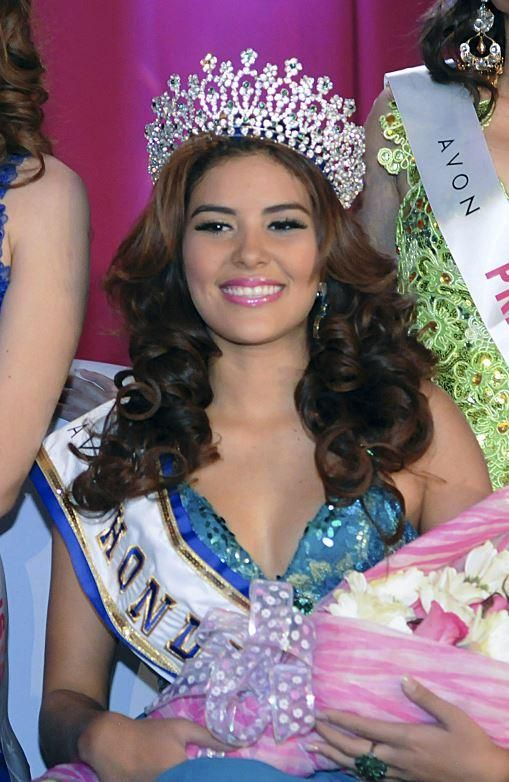 Beauty queen Maria Jose Alvarado, 19, was found dead.