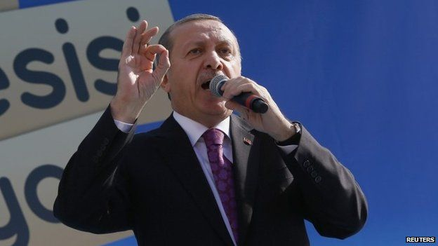 Recep Tayyip Erdogan has been accused of authoritarian tendencies - but he remains popular