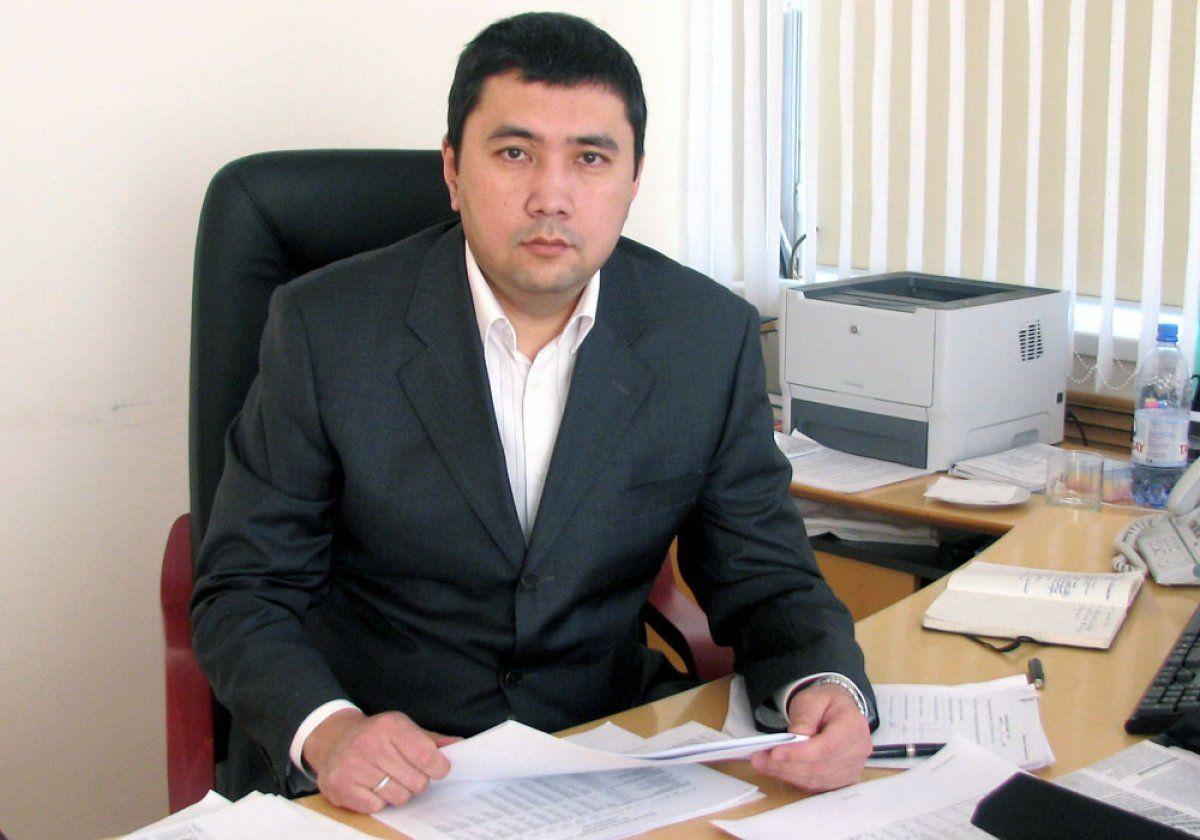 Mukhit Mazhenov