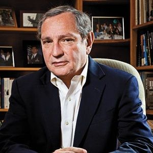 George Friedman, the founder and CEO of Stratfor, a global intelligence company