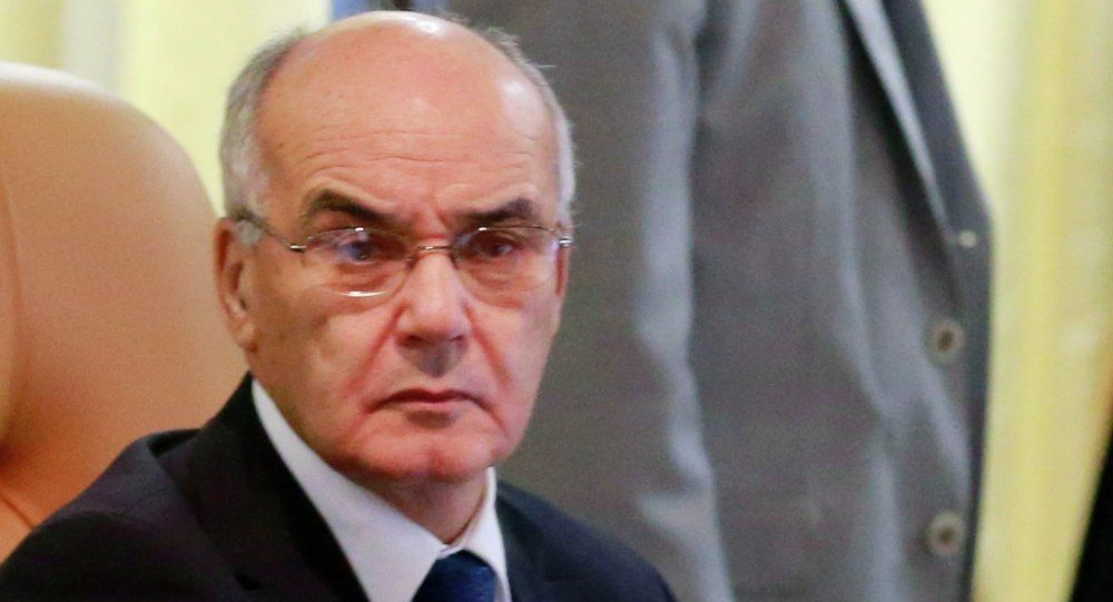 Algeria's Energy Minister Youcef Yousfi